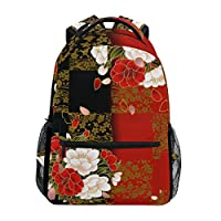TropicalLife Mermaid Girl Backpacks Bookbag Shoulder Backpack Hiking Travel Daypack Casual Bags