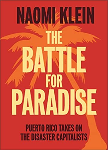 The Battle For Paradise Puerto Rico Takes On The Disaster