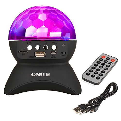 Onite Lighting Rotating Wireless Bluetooth product image