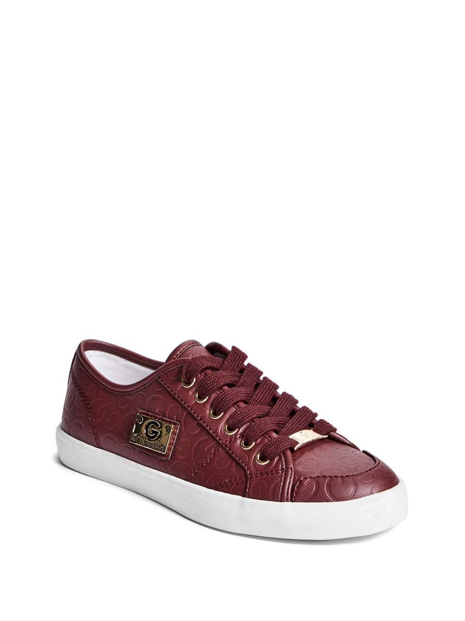 G by GUESS Women's Matrix Logo-Embossed Sneakers
