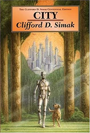 book cover of City