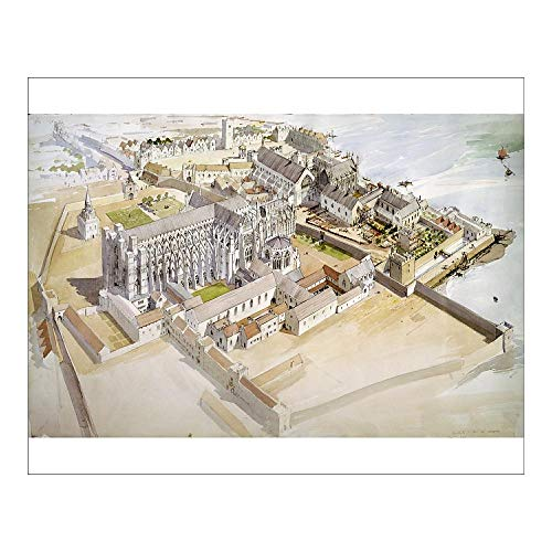 Media Storehouse 20x16 Print of Westminster c.1510 J950155 (7405815)
