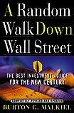 img - for A Random Walk Down Wall Street by Burton G. Malkiel (1999-05-03) book / textbook / text book