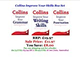 img - for COLLINS IMPROVE YOUR SKILLS BOX SET ( Collins Improve Your Grammar   Collins Improve Your Writing   Collins Improve Your Punctuation ) (RRP:   19.97 SAVE:   8.00) book / textbook / text book