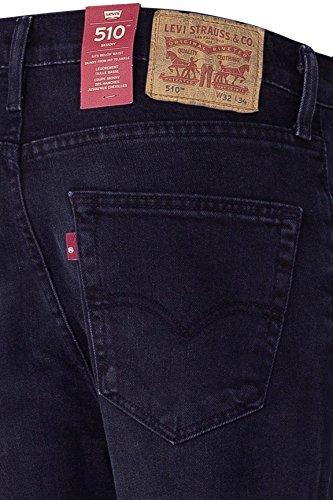 Jeans Bleu Lupine Levi's Skinny 510 XvxxqRgz