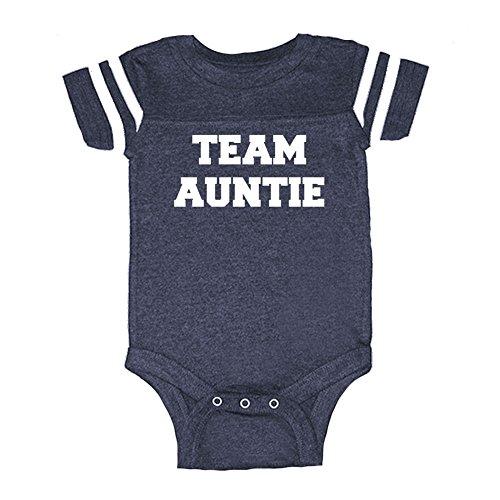 Mashed Clothing Unisex Baby Football Bodysuit product image