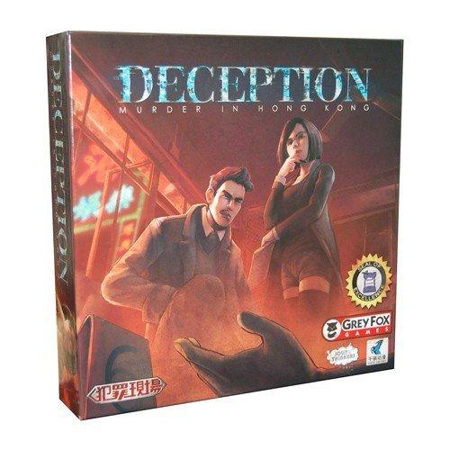 Stores Hong Kong Toy (Deception: Murder in Hong Kong)