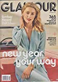 Glamour January 2019 Amber Heard, New Year, Your Way