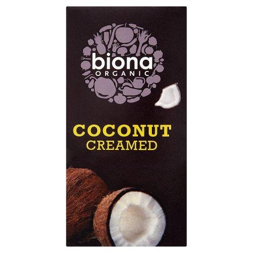 Biona Organic Creamed Coconut (200g) (Coconut Creamed Organic)