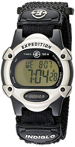 Timex Expedition Digital Chrono Alarm Timer 34mm Watch