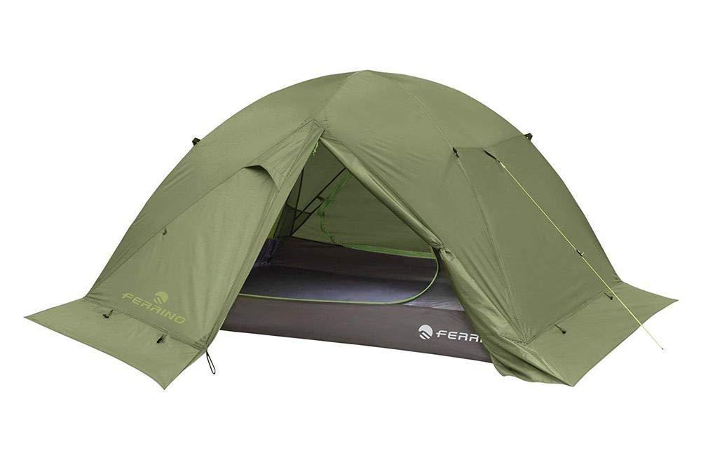 Ferrino Gobi 3 Tent, Green, 3-Person [並行輸入品]   B07R4WLCY5