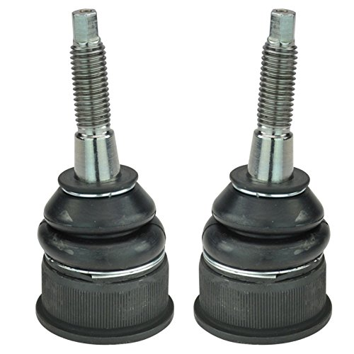 Front Upper Ball Joint Left LH & Right RH Pair Set of 2 for Mercury Ford Lincoln