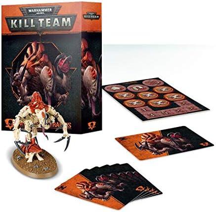 Games Workshop Kill Team Commander: Nemesis 9 Tyrantis (inglés) (PREPEDIDO): Amazon.es: Juguetes y juegos