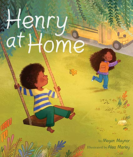 Book Cover: Henry at Home