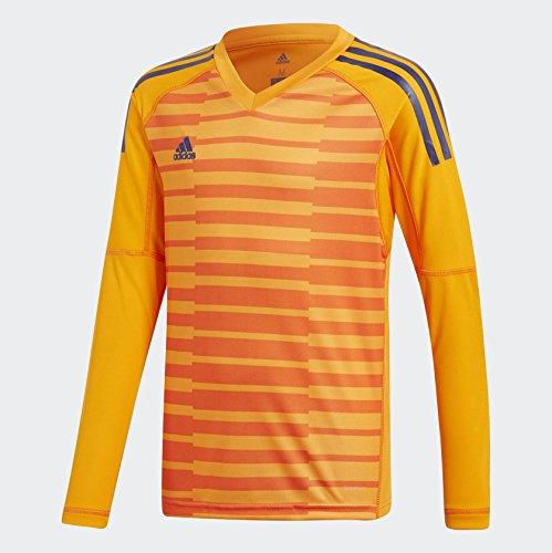 Graphic Goalkeeping Jersey (adidas Youth Adipro 18 Goalkeeper LS Jersey Orange S)