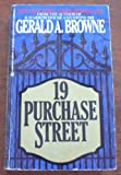 Nineteen Purchase Street, Gerald A. Browne, 0425091384