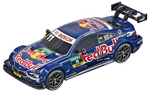 Carrera 64089 GO!!! BMW M4 DTM, Marco Wittmann, No.11 Slot Car Vehicle (1:43 Scale) from Carrera USA