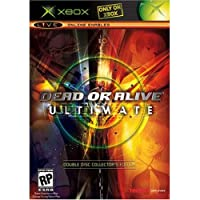 Dead or Alive Ultimate - Xbox - Standard Edition