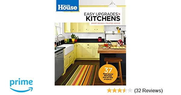 This Old House Easy Upgrades: Kitchens: Smart Design, Trusted Advice Kitchen Design Advertising on advertising design medical, advertising media kitchen, advertising design food, advertising job, advertising design school, plumbing kitchen,