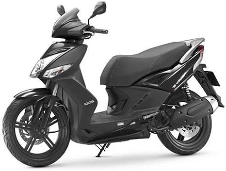Set 8 ypypiaol 2pcs 10mm Moto Scooter Moto Guidon Montage R/étroviseurs Vue Arri/ère