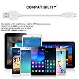 Micro USB Cable (5-Pack, 6FT) Android