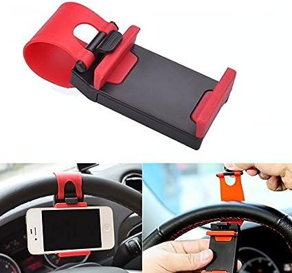 1 x Soporte para teléfono móvil para Auto volante Smartphone ...