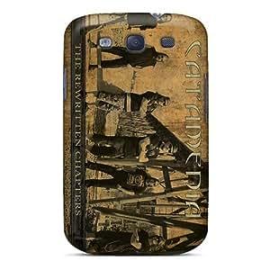 Samsung Galaxy S3 YRB2514Yzny Custom Vivid Catamenia Band Pattern Best Hard Phone Cases -MarieFrancePitre