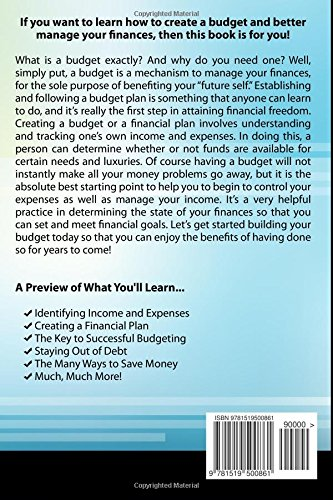 how to make a budget a guide to creating a budget for better money