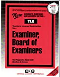 Examiner, Board of Examiners, Rudman, Jack, 0837381304