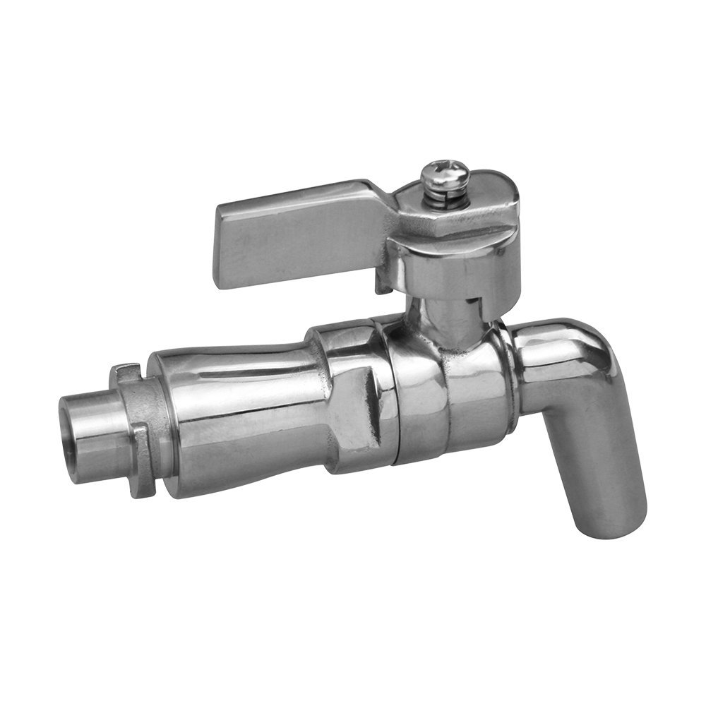 Stainless Steel Drain tap for Beer Kettles