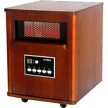 Amazon Com Optimus H 8121 Infrared Quartz Heater With