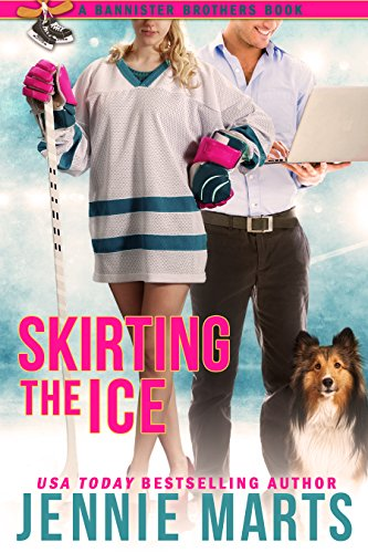 Skirting The Ice by Jennie Marts ebook deal