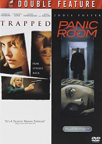 Trapped/Panic Room (Panic Dvd)