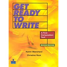 Amazon karen blanchard books get ready to write a first composition text 2nd edition fandeluxe Images
