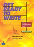 Get Ready to Write: A First Composition Text (2nd Edition)