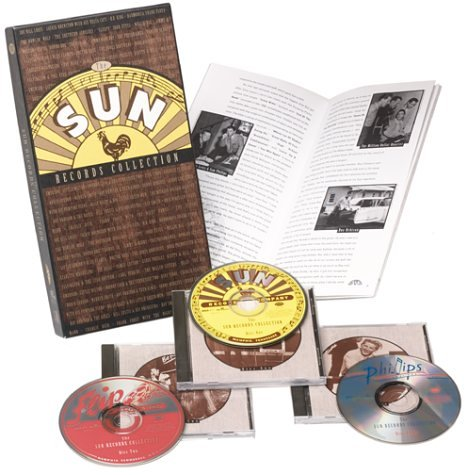 Sun Records Collection by The Sun Records Collection