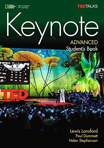 Keynote Advanced with DVD-ROM (Keynote (American English))