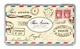 Cavallini Rubber Stamps Par Avion, Assorted with