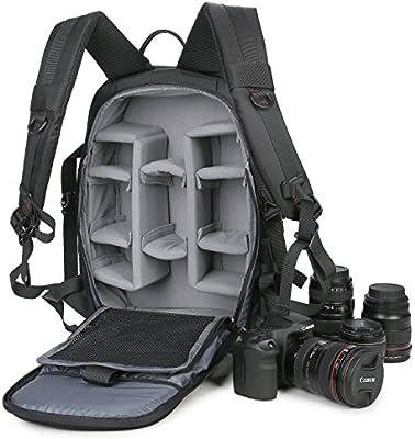 Mochila de exterior para cámaras fotográficas réflex Nikon D610 ...