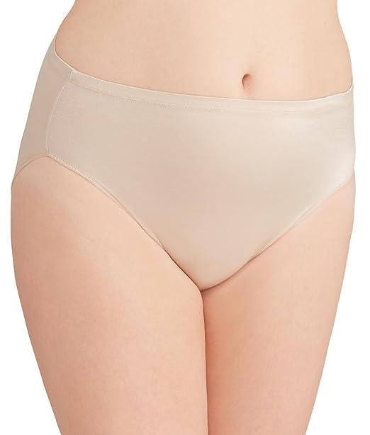 7d7e44c49596 TC Fine Intimates Women's TC Edge Microfiber Hi-Cut Brief A404, Black, SM  at Amazon Women's Clothing store: Briefs Underwear