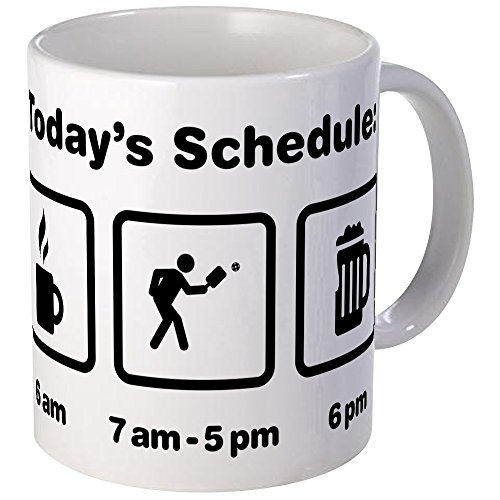 CafePress Pickleball Mug Unique Coffee