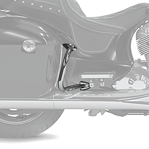 Paramotore Posteriore per Indian Chief Vintage 15-19 cromo