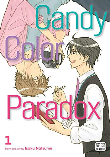 Pdf Graphic Novels Candy Color Paradox, Vol. 1