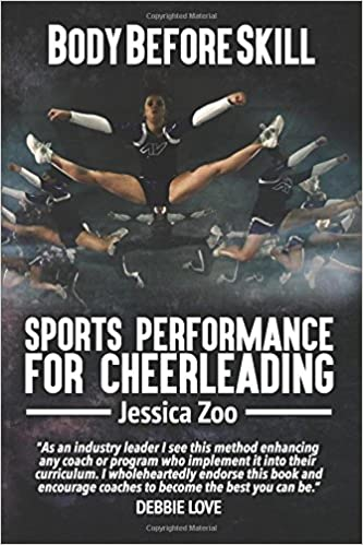 Book Body Before Skill: Sports Performance for Cheerleading