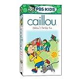 Caillou - Caillous Family Fun [VHS]
