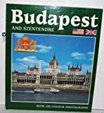 Front cover for the book Budapest And Szentendre by Peter Buza