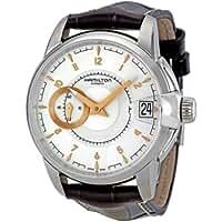 Hamilton Timeless Classic Railroad Petite Seconde Silver Dial Men's Watch