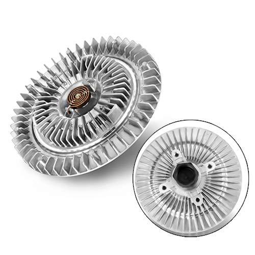 Dromedary Engine Cooling Fan Clutch For Dodge Ram Jeep Grand Cherokee Liberty 99-08 3.7L 4.0L 4.7L 5.9L 52028944AB