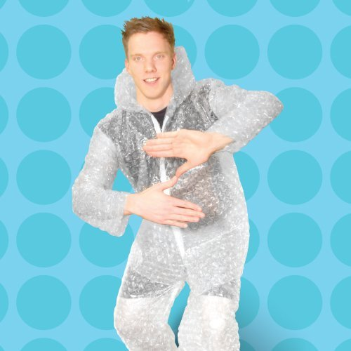 Party Popping Bubble Wrap Costume