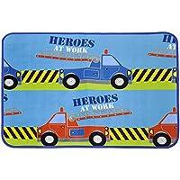 Heritage Kids Rescue Heroes Floor Rug, 30 x 40